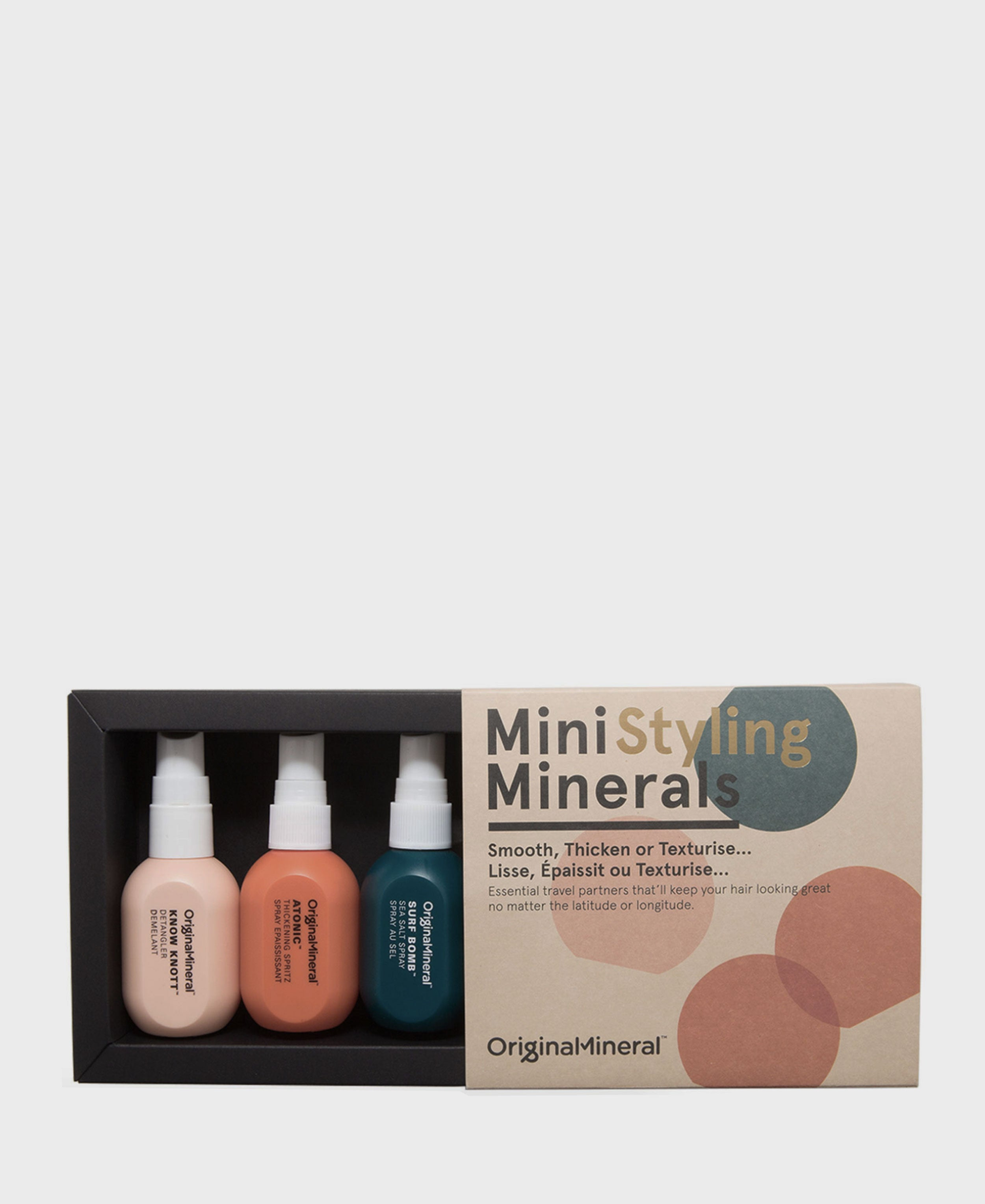 MINI STYLING MINERALS KIT