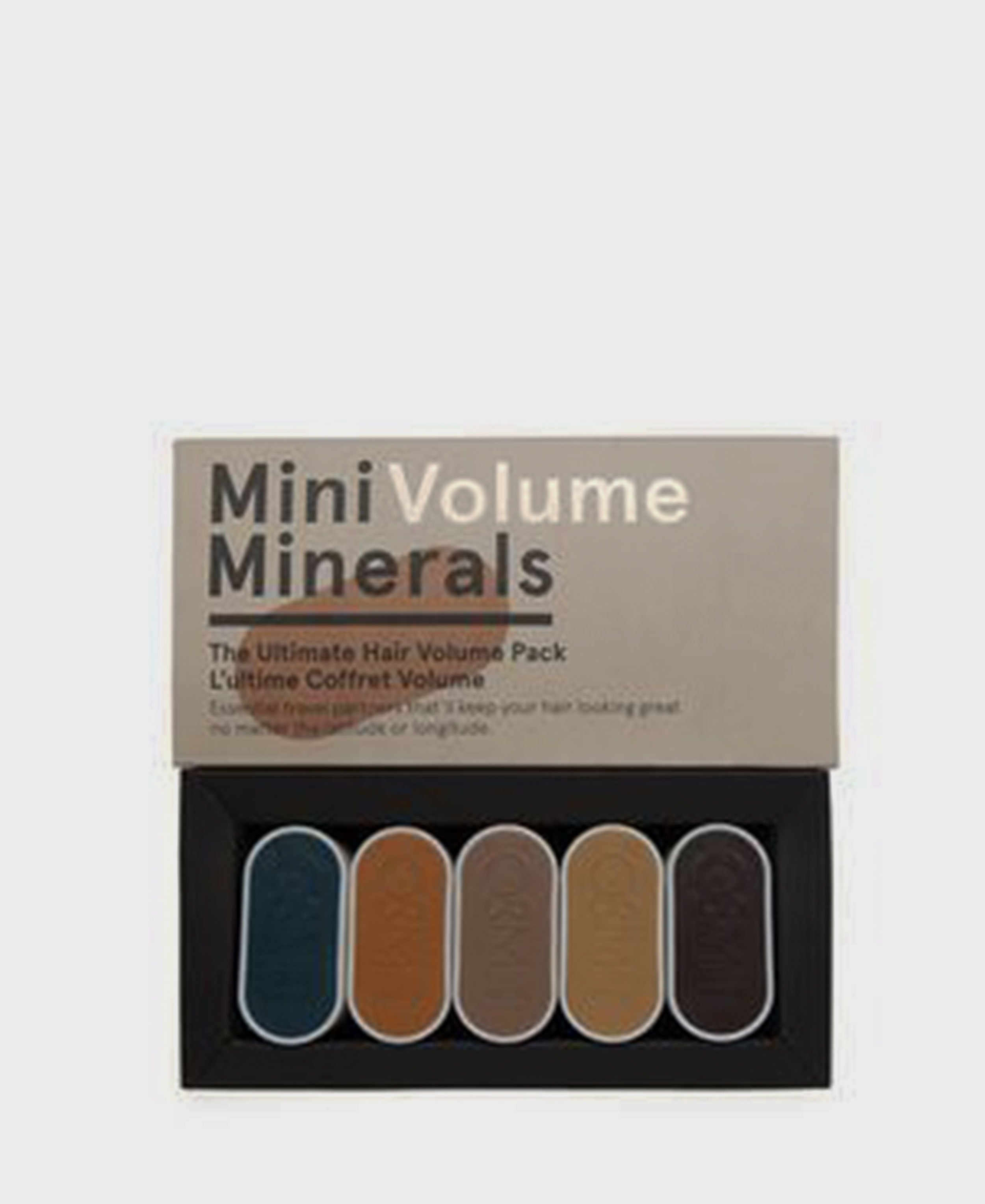 MINI VOLUME MINERALS KIT