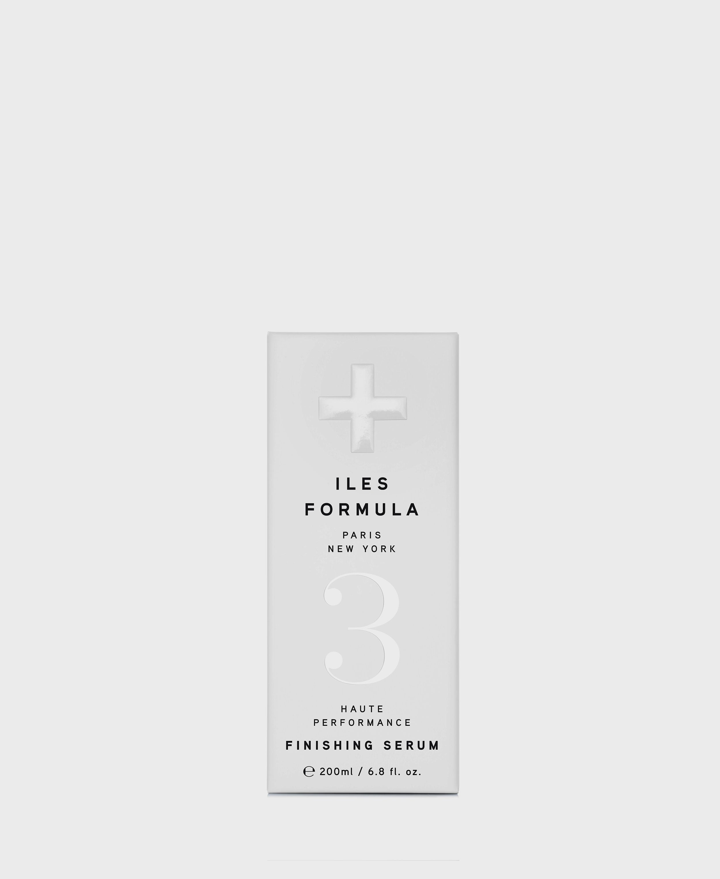 ILES FORMULA FINISHING SERUM