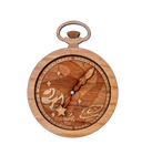 Artisan Pocket Watch with Gift Box