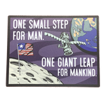 Moon Landing Sticker 3-Pack