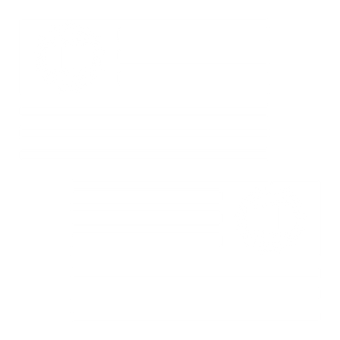 Three Percent Flag Vinyl Decals (Driver & Passenger)