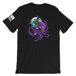 Space Kraken v2 T-Shirt