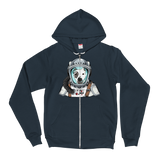 Captain Sully Zip-Up Hoodie