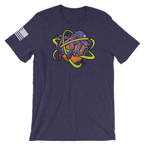 Space Kraken v1 T-Shirt