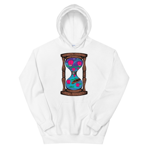 Floating Lanterns Hourglass v3 Hoodie