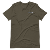 LAv2 T-Shirt w/ Logo on Front