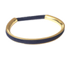 Gold - Navy Blue