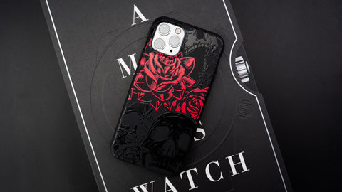 Dark Rose iPhone case Canada