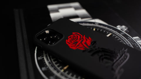 Affection Rose iPhone case