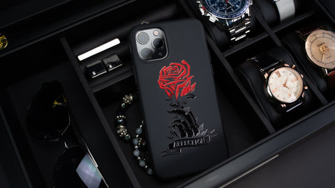 Affection Rose iPhone case Canada