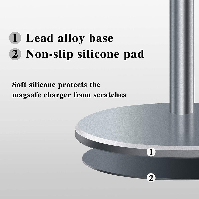 Design of Flexmag Magsafe Stand Silver