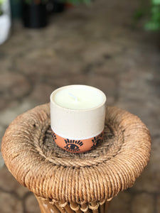 Terracotta Eyes Botanica Candle - Volcano Scent