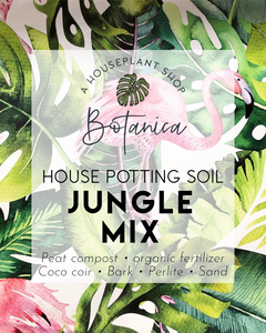 "Botanica ""House Potting Soil"" - Jungle Mix"