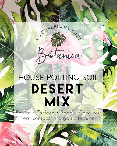 "Botanica ""House Potting Soil"" - Desert Mix"