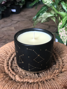 Constellation Botanica Candle - volcano scent
