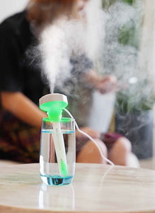 Ultrasonic Portable Humidifier (more colors available)