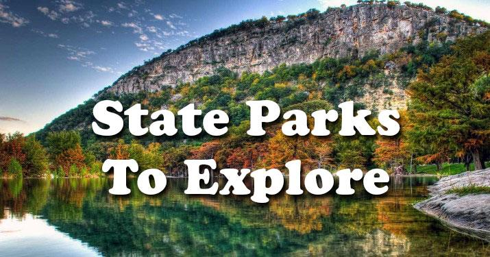 10 state parks that are just as awesome as national parks
