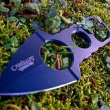Camillus Heater Titanium Boot-Neck Knife - Summit Creek Shop