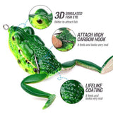 Creek's Combat Frog Lure - Summit Creek Shop