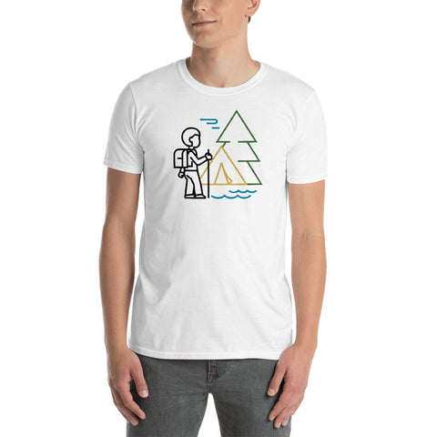 Lonely Camper Unisex T-Shirt - Summit Creek Shop