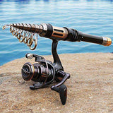 Summit Spinning Compact Fishing Rod & Reel - Summit Creek Shop