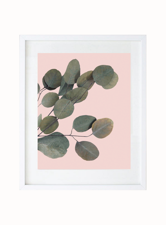 Eucalyptus Wall Art Printable