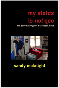 MY STATUS IS NOT QUO - Sandy McKnight