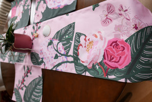 Perennials table runners and placemats