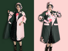 Load image into Gallery viewer, Perennials reversible coat (pre-order)