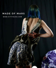 Load image into Gallery viewer, Made of Mars dress tutorial (free for makers)