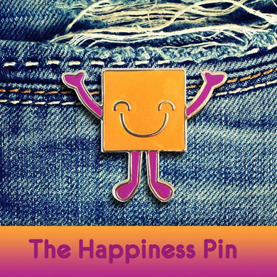 The Happiness Pin