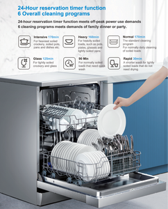 WQP12-W602S Dishwasher