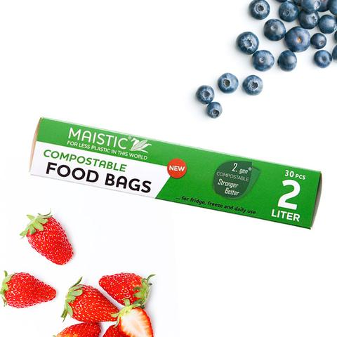 Compostable Food & Waste Bags