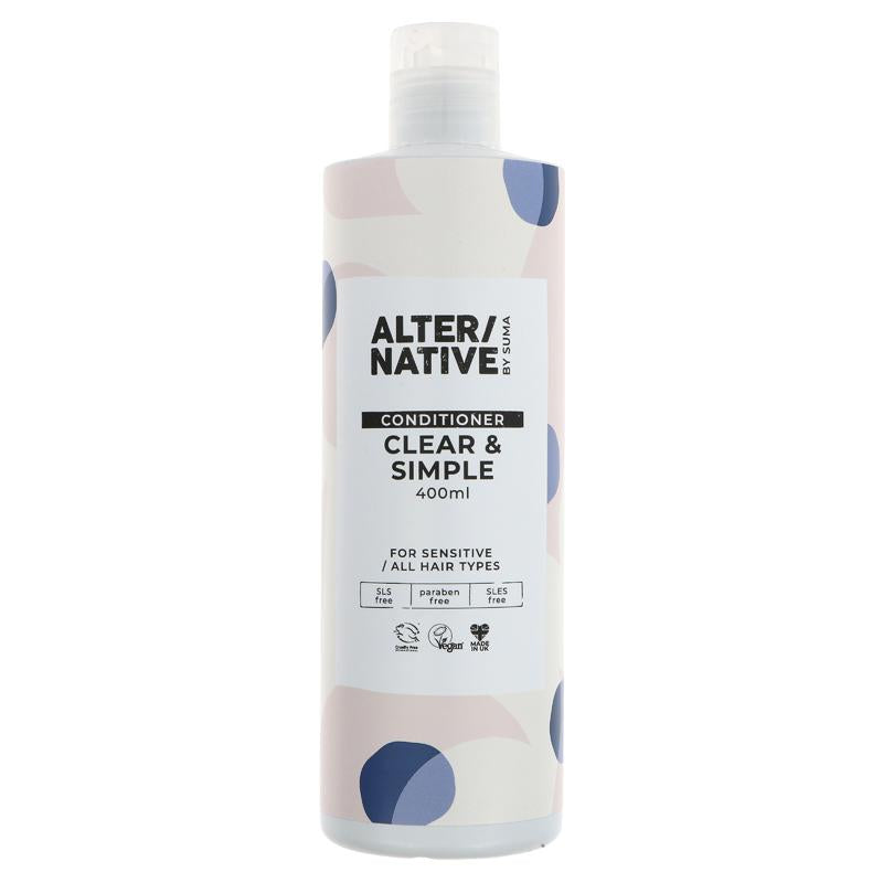 Clear & Simple Conditioner 400ml