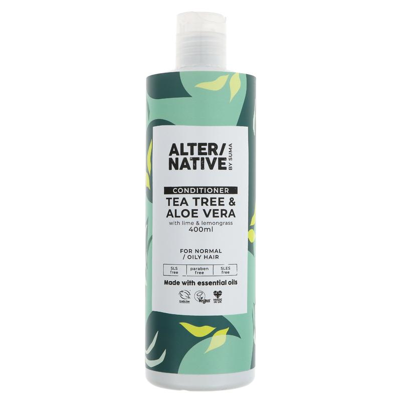 Tea Tree & Aloe Conditioner 400ml