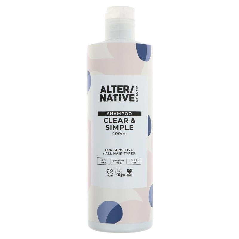 Clear & Simple Shampoo 400ml