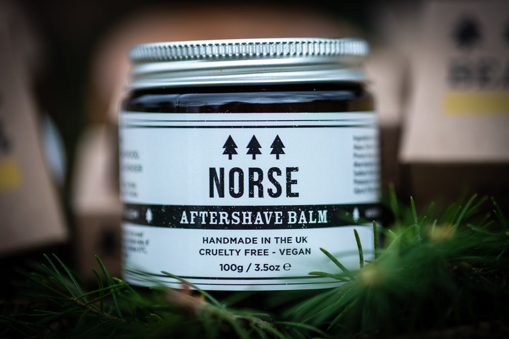 Aftershave Balm - Vegan