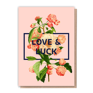 Love & Luck Card