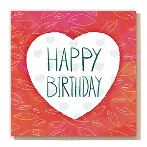 Birthday Love Card