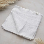Reusable Bamboo Terry Baby Wipes