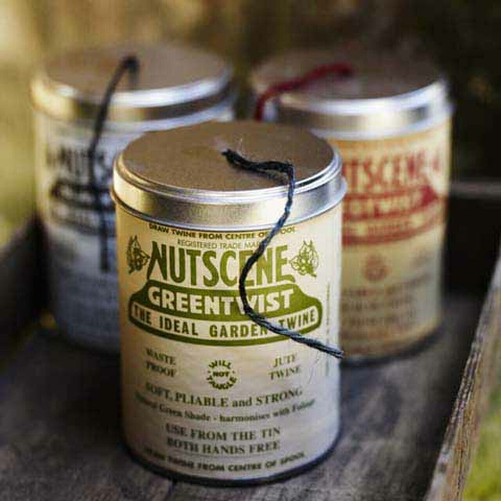 Iconic Tin of Nutscene Twine