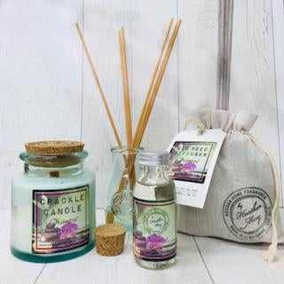 Eco Reed Diffuser - Oriental Spa
