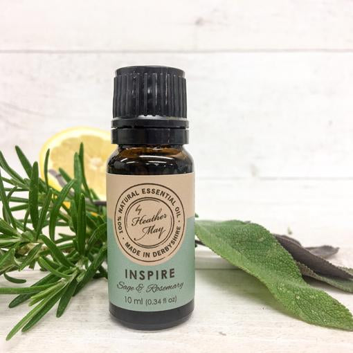 Aroma Oil Essential Oil Blend | INSPIRE