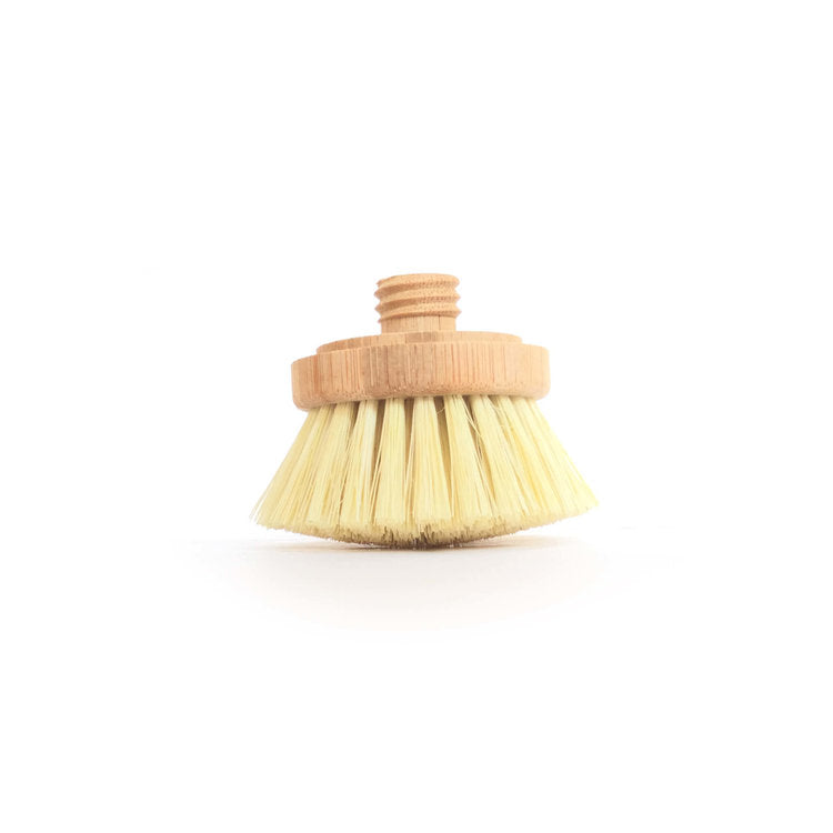 Modular Dish Brush Replacement Bamboo Head