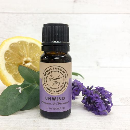 Aroma Oil Essential Oil Blend | UNWIND