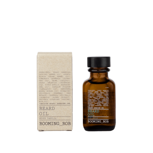 Beard Oil, Argan Moisture & Sweet Vanilla
