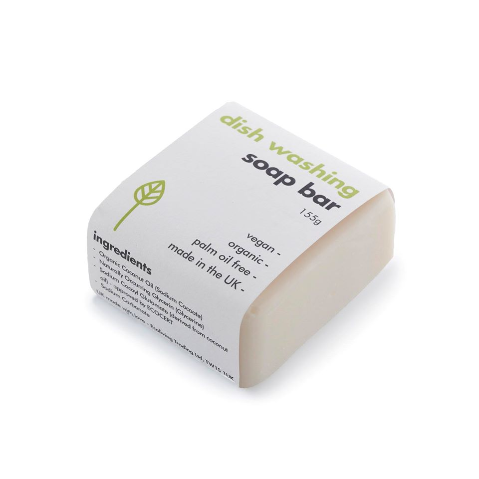 Washing-Up Soap Bar - Unscented
