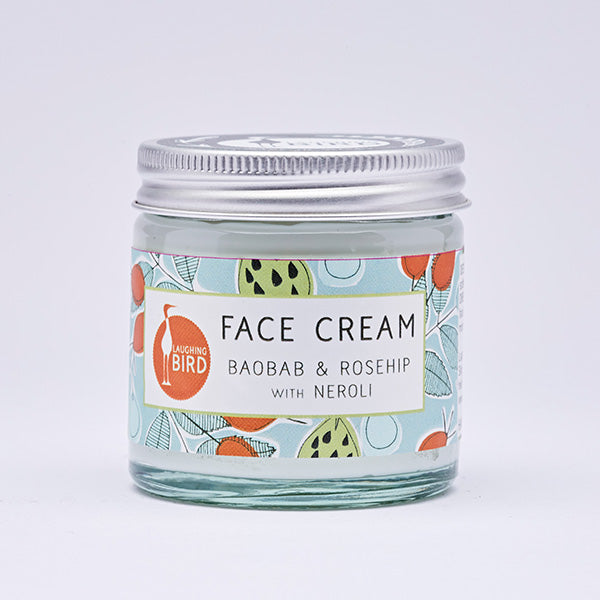 Rosehip & Baobab Face Cream with Neroli 60ml