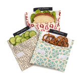 Reusable Snack & Sandwich Bag - Hearts